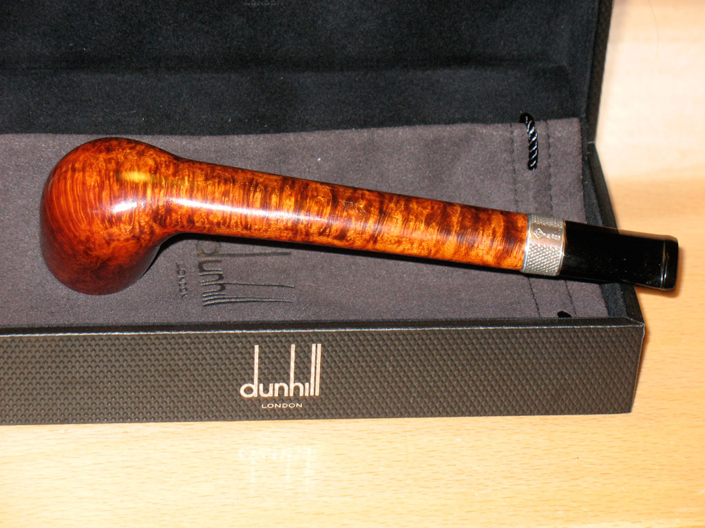 Dunhill Amber Root Canadian
