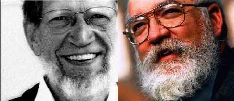 Alvin Plantiga (links) und Daniel Dennett