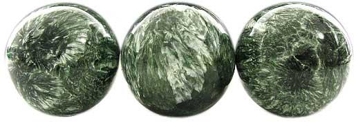 Seraphinit Spheres - Halbedelsteingemmen (Russland)
