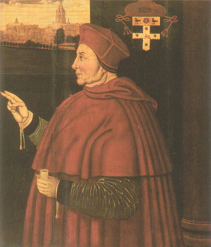 Thomas Cardinal Wolsey (1471-1530)